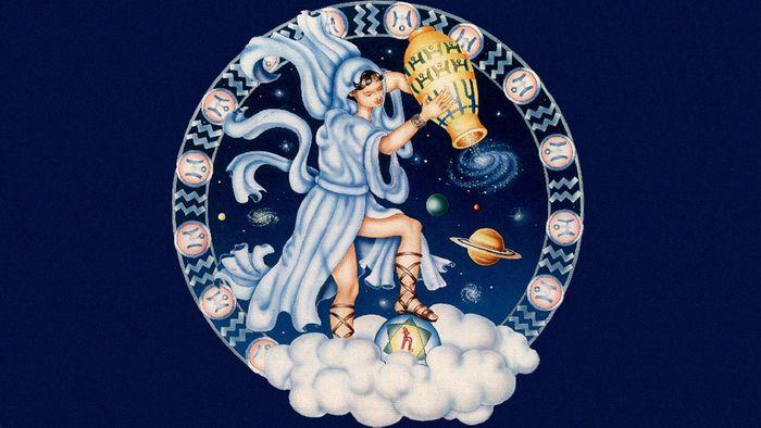 любовный гороскоп водолея 12
