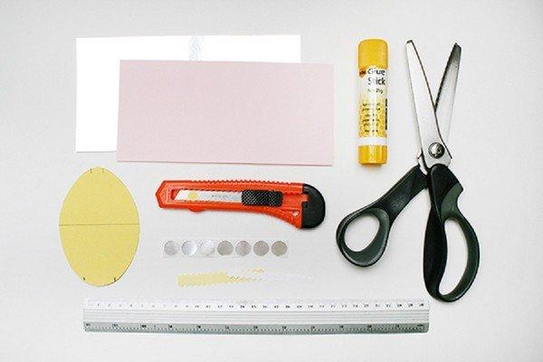Инструкция по изготовлению открытки