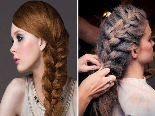 Прически 2016 на выпускной на длинные волосы фото