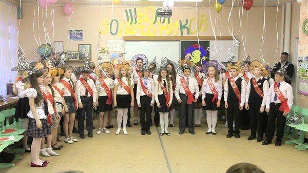 Праздник 8 Марта для детей начальной школы