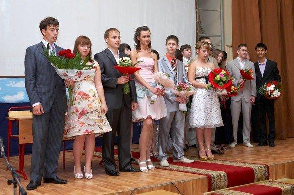Конкурсы выпускного 9 класса