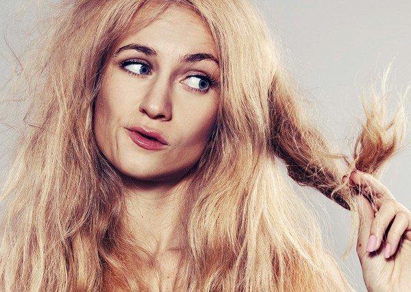 Для мелированных волос ополаскивание