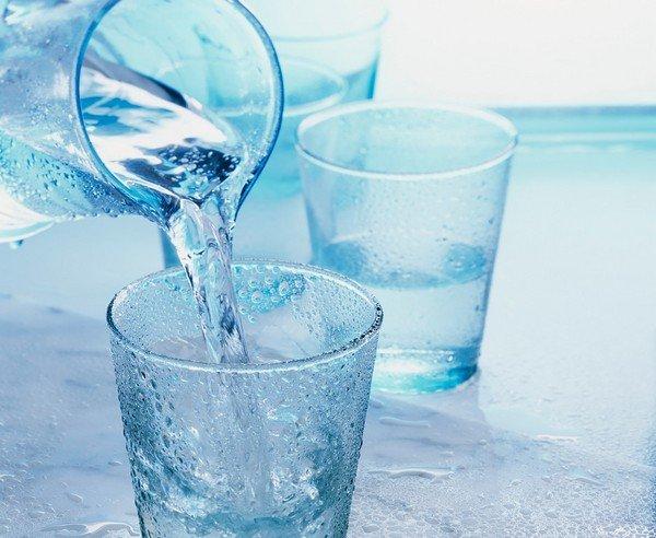 Сколько нужно пить воды в день для похудения