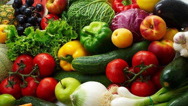 какие овощи можно при диете 1