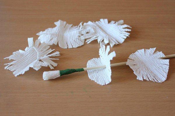 Что можно сделать из бумаги своими руками цветков фото 711