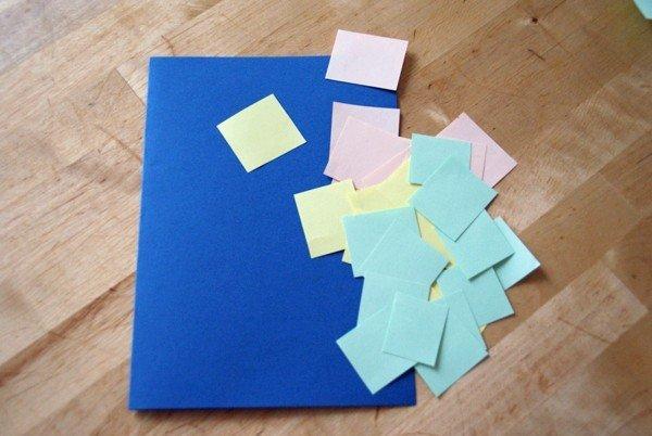 Объемная открытка с цветами внутри Открытки 32