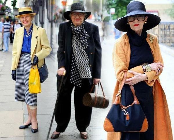 Фото зрелых мам в одежде фото 603-578