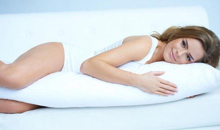 Как лучше спать беременной женщине