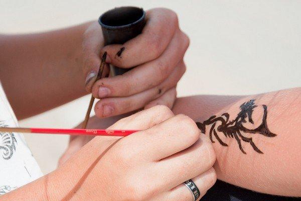 Как сделать чтобы тату не смывалось