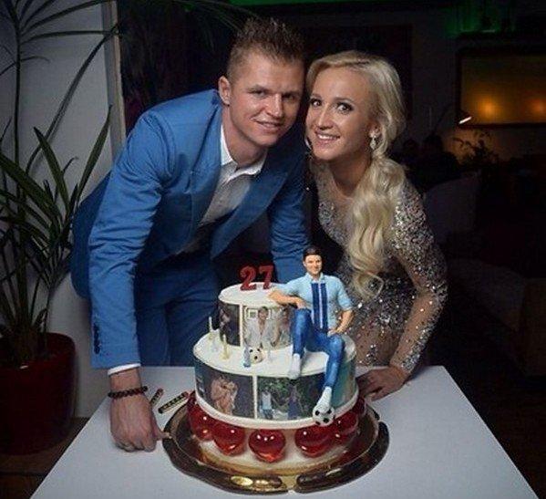 Торт своими руками мужу на день рождения фото