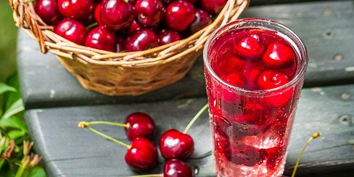 Вкусный компот из вишни на зиму