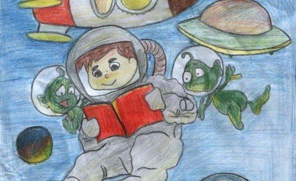 Картинки по запросу новость на школьном сайте о дне космонавтики