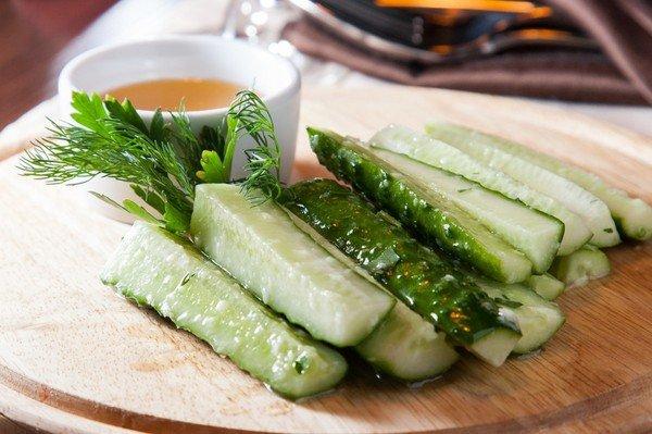 Огурцы малосольные в пакете по-быстрому - кулинарный рецепт 30