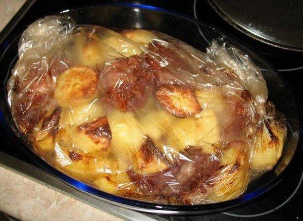 Рецепт запекания в духовке свинины