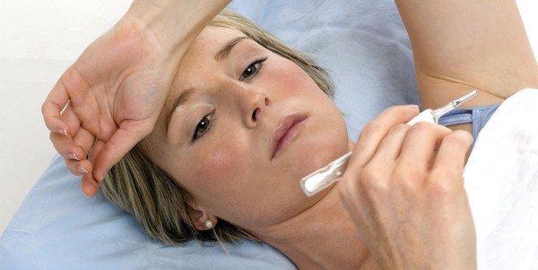 Болит кожа при прикосновении