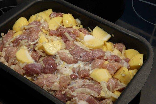 рецепты из дикого кабана в духовке