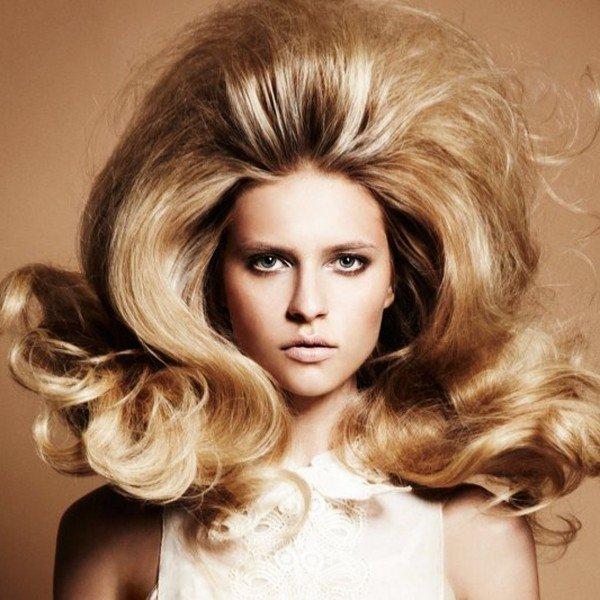 Как придать объем волосам у корней?