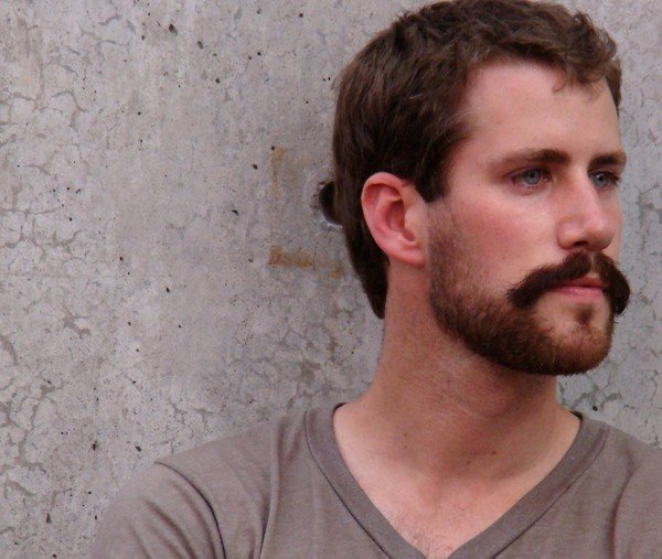 Мужчины с ямочкой на бороде в сексе