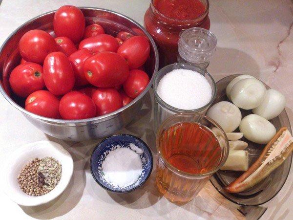 Кетчуп с сладким перцем в домашних условиях на зиму рецепт пошагово