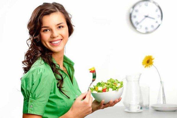 Почему набрался вес перед месячными