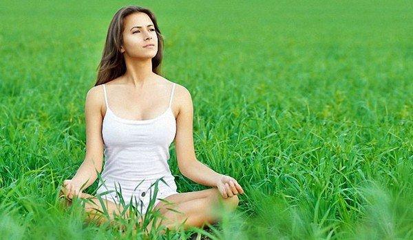 Пять тибетских упражнений для похудения