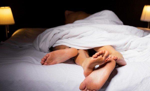 Развратные слова для мужчин в постели