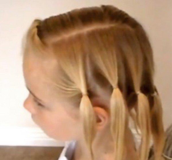 Классная работа: прически на 1 сентября для длинных и коротких волос