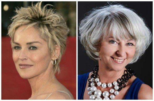 Стрижки для женщин после 45 лет (35 фото) - Для Роста Волос