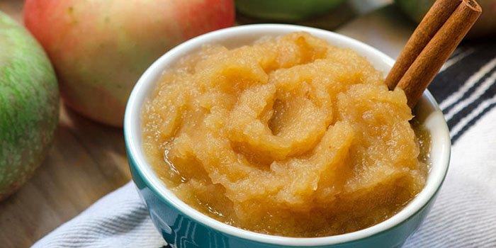 Как приготовить компот из яблок на зиму