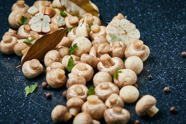Маринование грибов пошаговое фото
