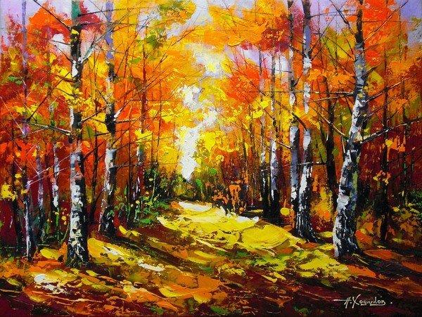 Осень. Материалы на осеннюю тему для дошкольников - Маам 21