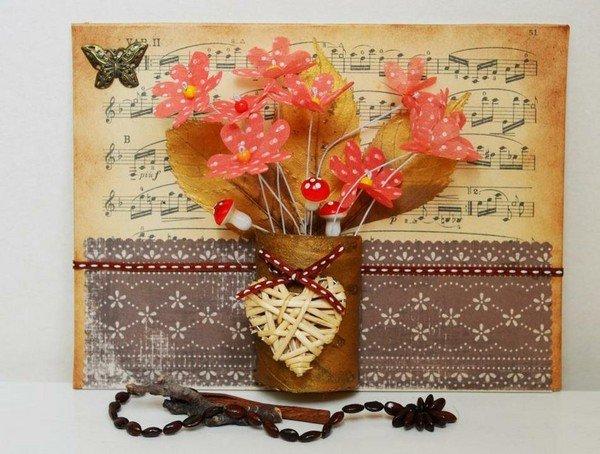 Что можно сделать из бумаги своими руками цветков фото 593