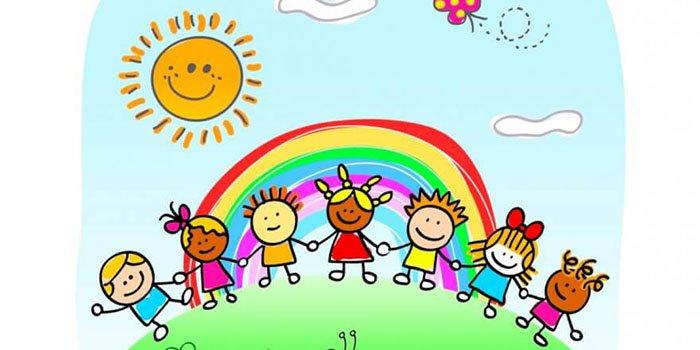детки с цветами фото