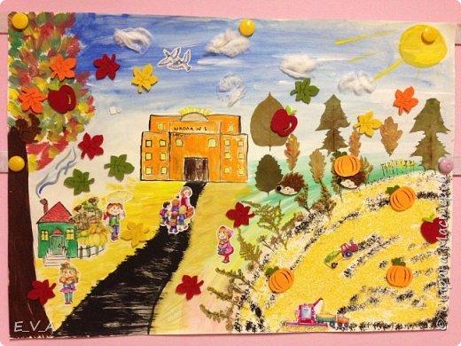 Картинки оформления сцены на осеннюю ярмарку