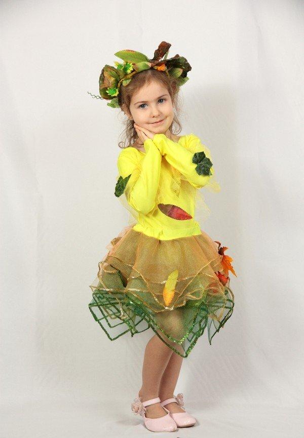 Осенние костюмы на осенний бал своими руками 565