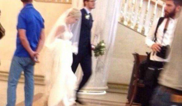 Пелагея и иван телегин свадьба