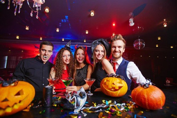 Сценарий на хэллоуин дома для детей