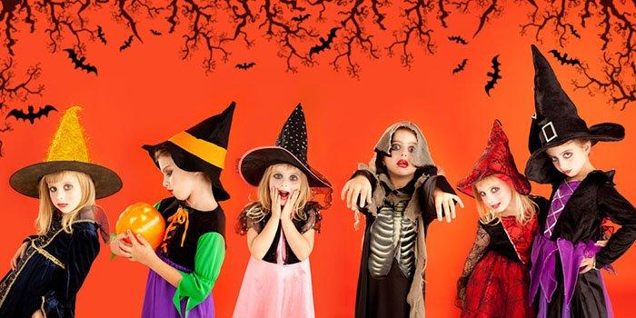 Интересные конкурсы на хэллоуин для детей и взрослых