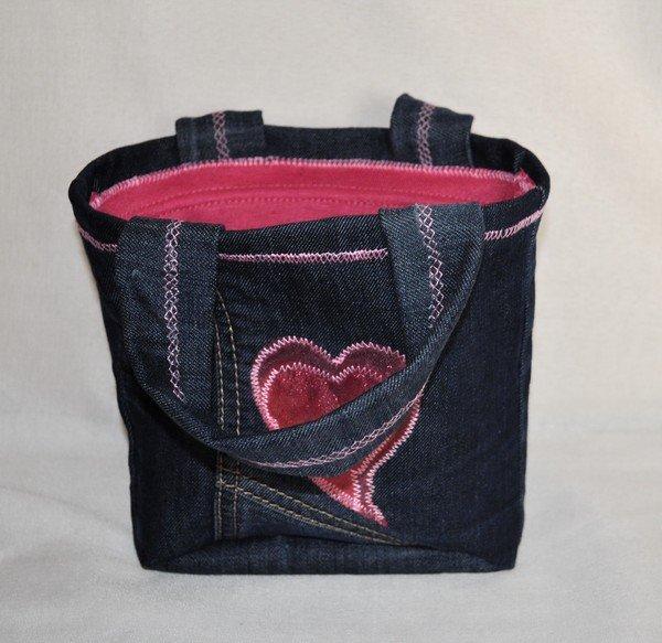 Джинсовые рюкзаки своими руками фото и выкройки 126