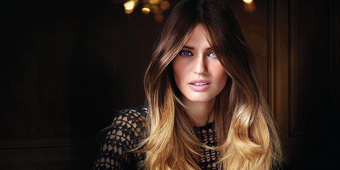Омбре: окрашивание волос