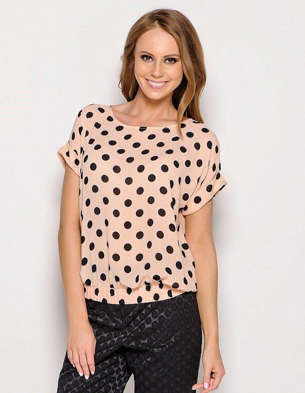Блузка С Цельнокроеным Рукавом Фото