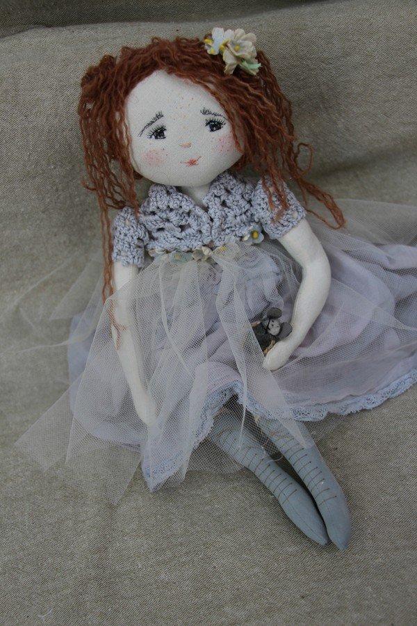 Выкройки текстильных кукол немецкие