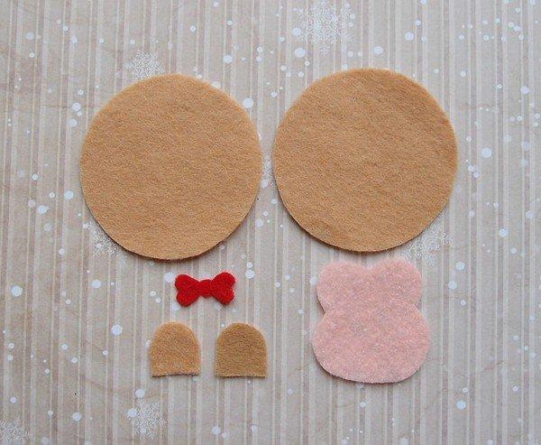 Выкройки игрушек из ткани своими руками простые