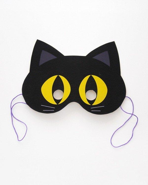 Как сделать из бумаги супер кот