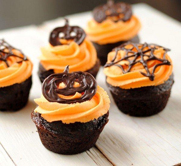 Легкие рецепты к хэллоуину с фото легкие