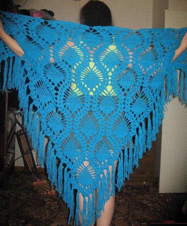 Творческий проект Вязание крючком модели платья для