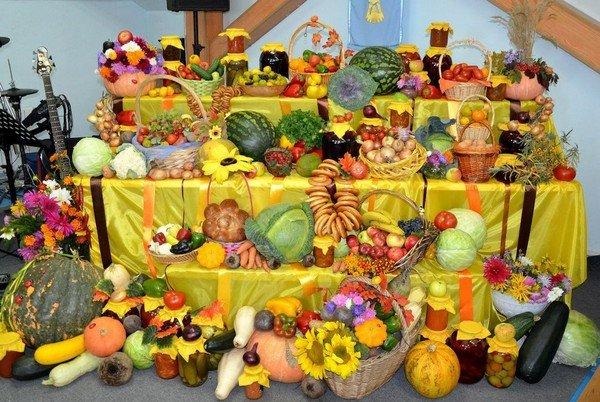 Интересный сценарий праздник осени в начальной школе