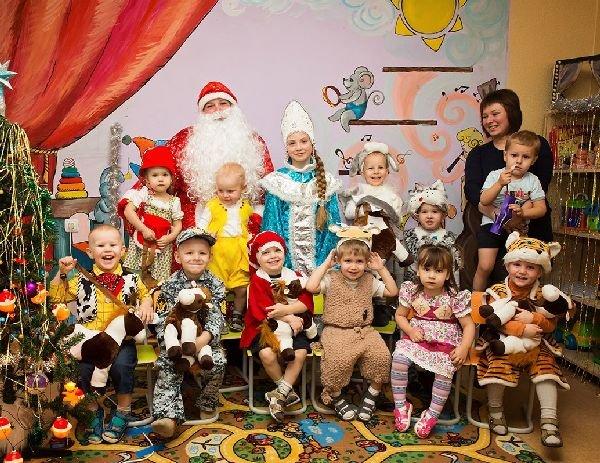 новогодний утренник 2018 для детей начальной школы