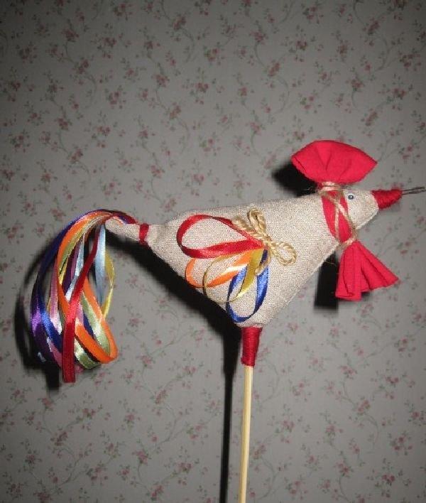 Игрушки из из подручных материалов фото
