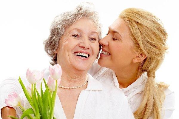 Фото мам бабушек и детей